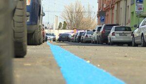 Návrh: Modré parkovací zóny