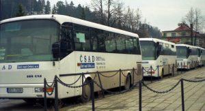 Téma: Veřejná autobusová doprava