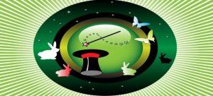 so 29.2.2020 kouzelnická show Davida Kopeckého