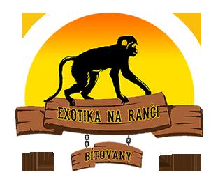 exotika na ranči Bítovany - logo