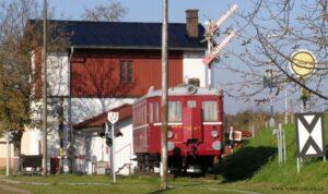 železniční muzeum - Rosice nad Labem
