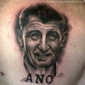 Úvaha o tetování